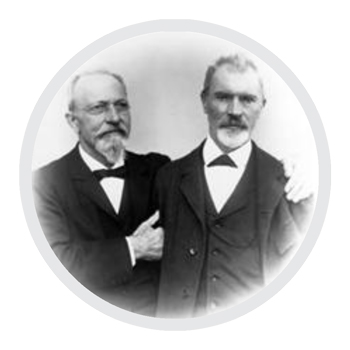 John Jacob Bausch and Henry Lomb
