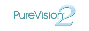 Pure Vision Logo Bausch + Lomb