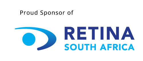Proud sponsor of Retina South Africa Logo