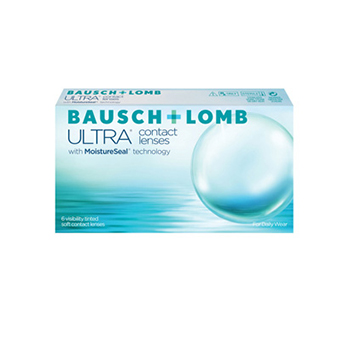 Bausch + Lomb Ultra Contact Lens Product pack