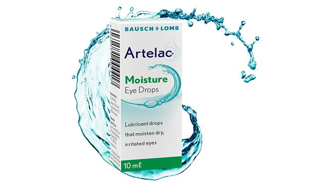 Artelac Moisture Eye Drops