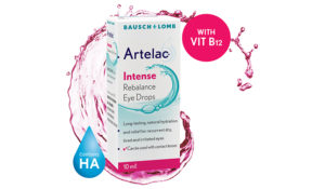 Artelac Intense Rebalance eye drops