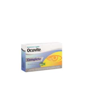 Eye Nutrition - Ocuvite