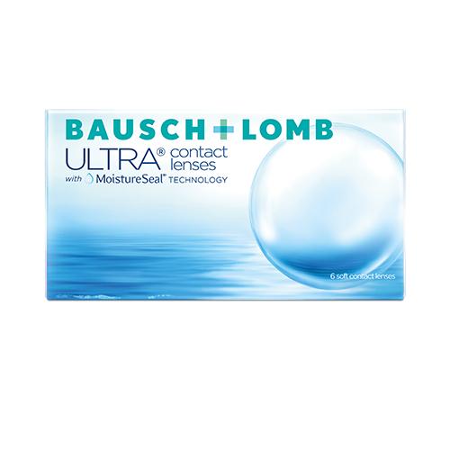 Bausch + Lomb Ultra Packshot